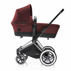 Cybex Priam Pushchair with Carrycot Mars Red