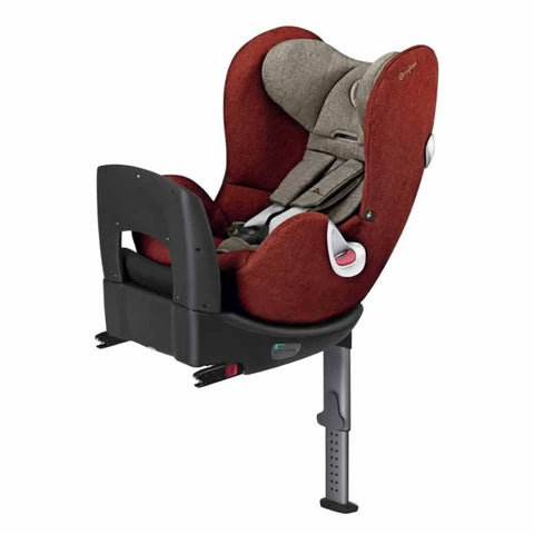 Cybex Sirona Plus Car Seat in Autumn Gold