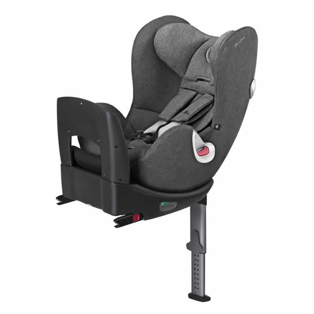 Cybex Sirona Plus Car Seat in Manhattan Grey