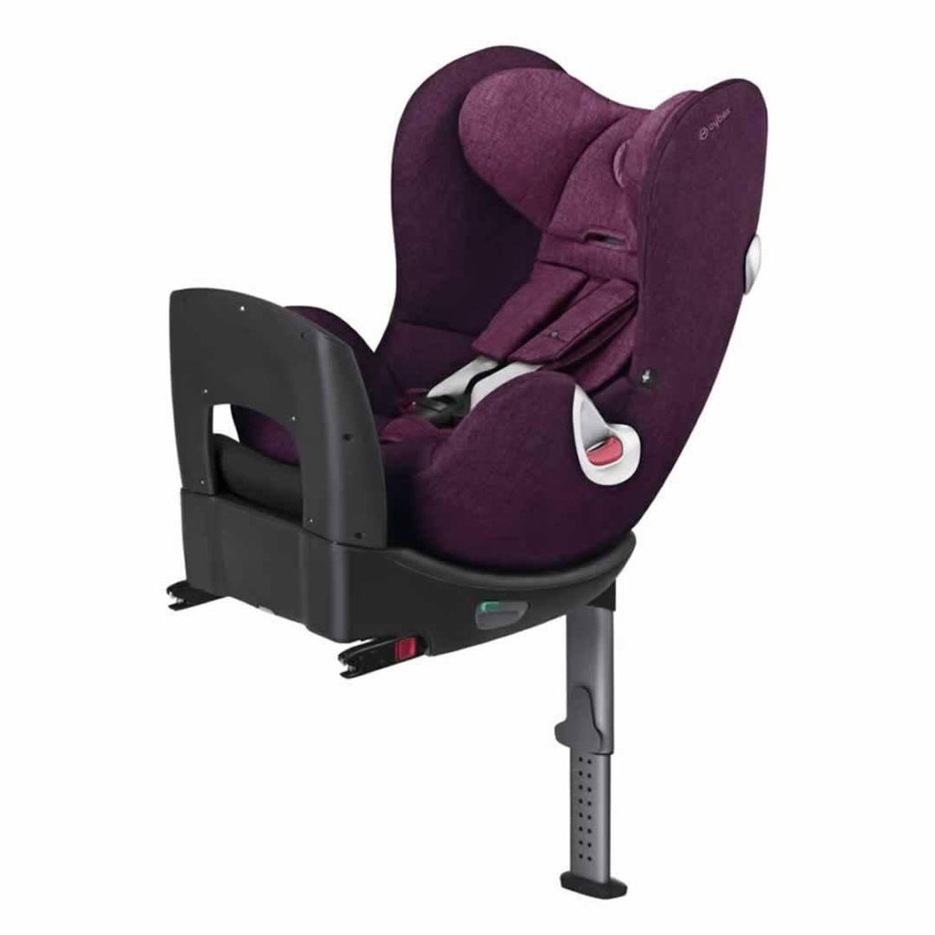 Cybex Sirona Plus Car Seat in Mystic Pink