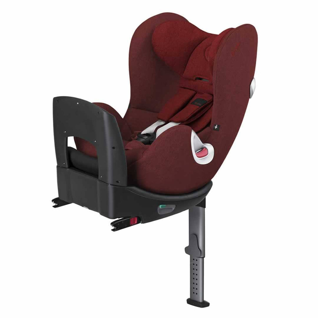 Cybex Sirona Plus Car Seat in Mars Red