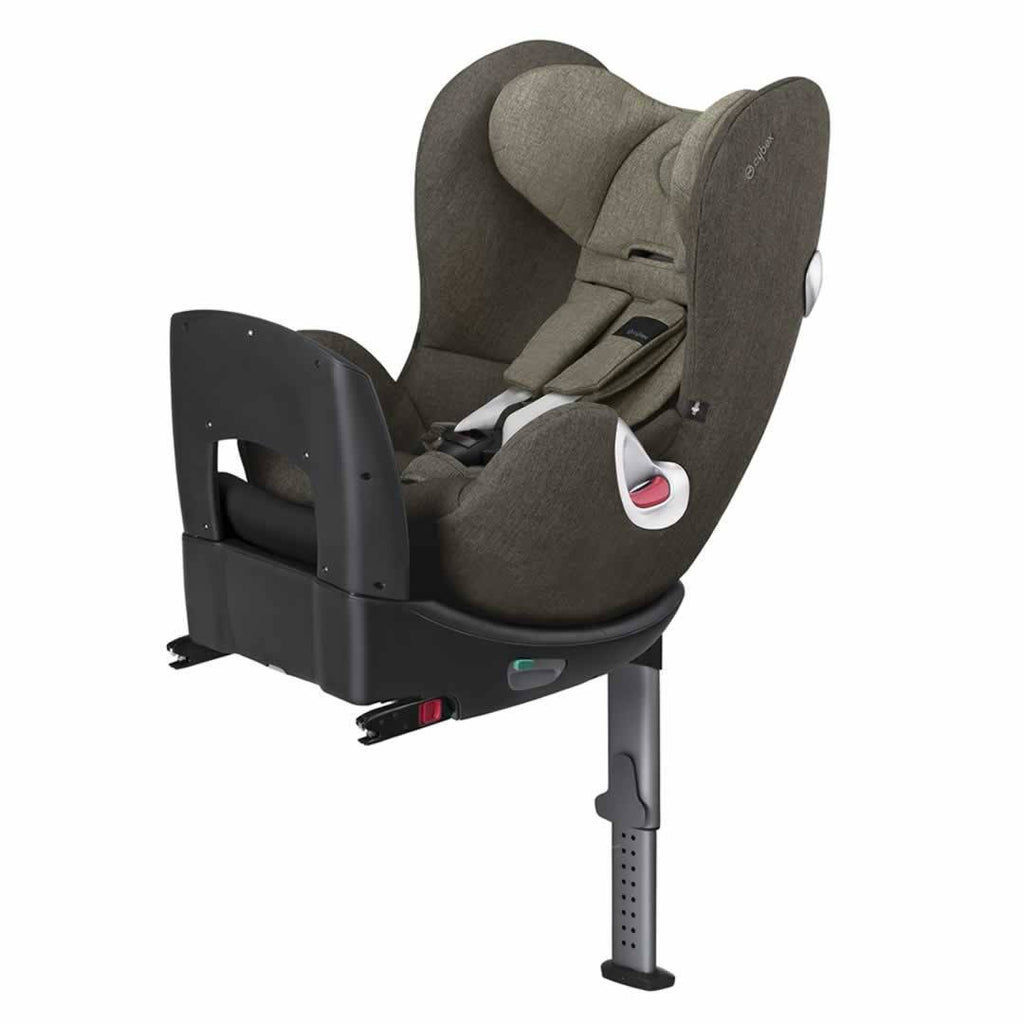 Cybex Sirona Plus Car Seat in Olive Khaki