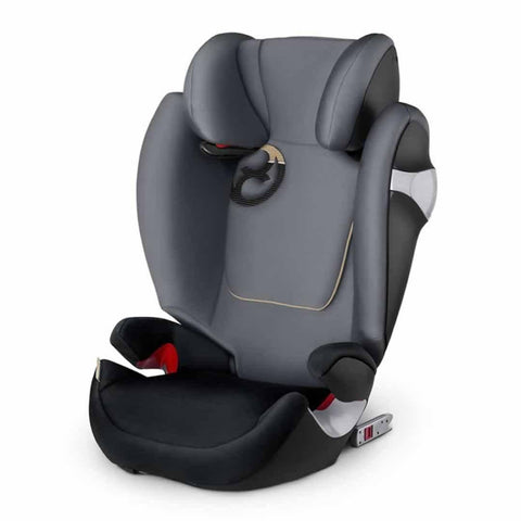 Cybex Solution M-Fix Car Seat Graphite Black