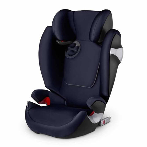 Cybex Solution M-Fix Car Seat Midnight Blue