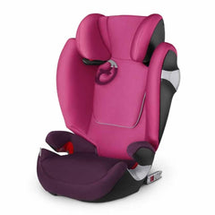 Cybex Solution M-Fix Car Seat Mystic Pink