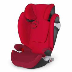 Cybex Solution M-Fix Car Seat in Mars Red