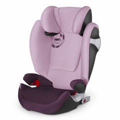 Cybex Solution M-Fix Car Seat in Princess Pink