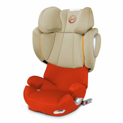 Cybex Solution Q2-Fix Car Seat in Autumn Gold
