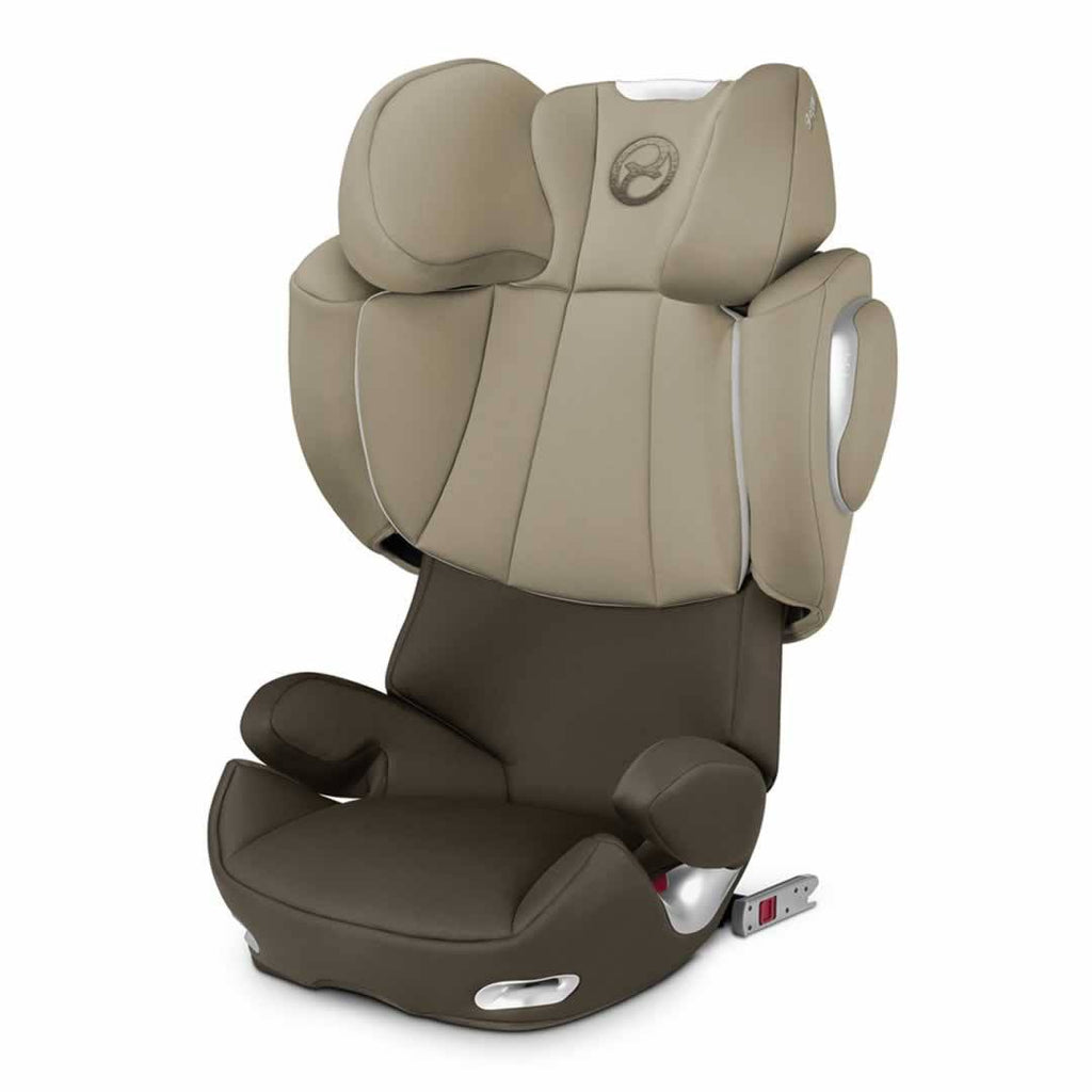 Cybex Solution Q2-Fix Car Seat in Olive Khaki