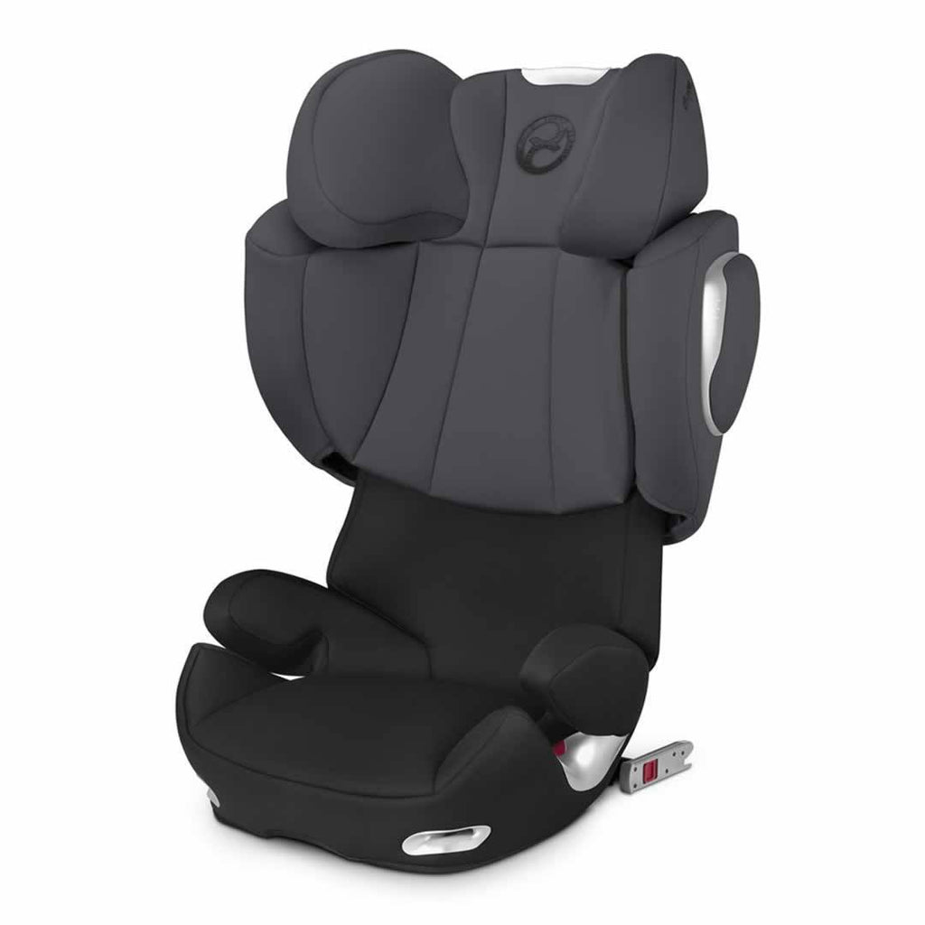 Cybex Solution Q2-Fix Car Seat in Phantom Grey