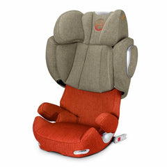 Cybex Solution Q2-Fix Plus Car Seat in Autumn Gold