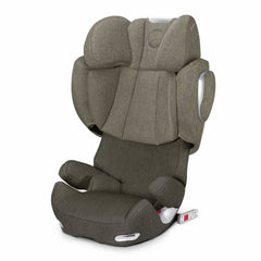 Cybex Solution Q2-Fix Plus Car Seat in Olive Khaki