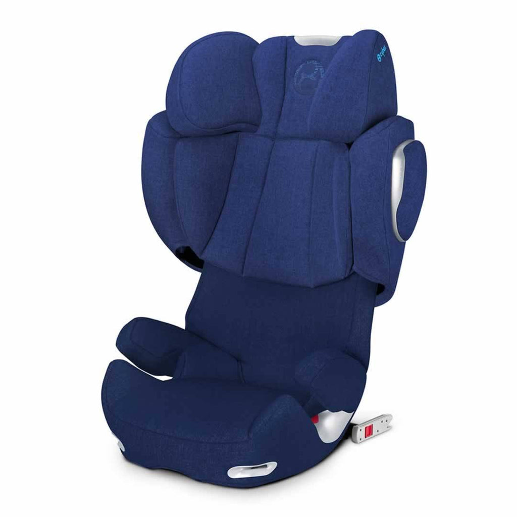 Cybex Solution Q2-Fix Plus Car Seat in Royal Blue