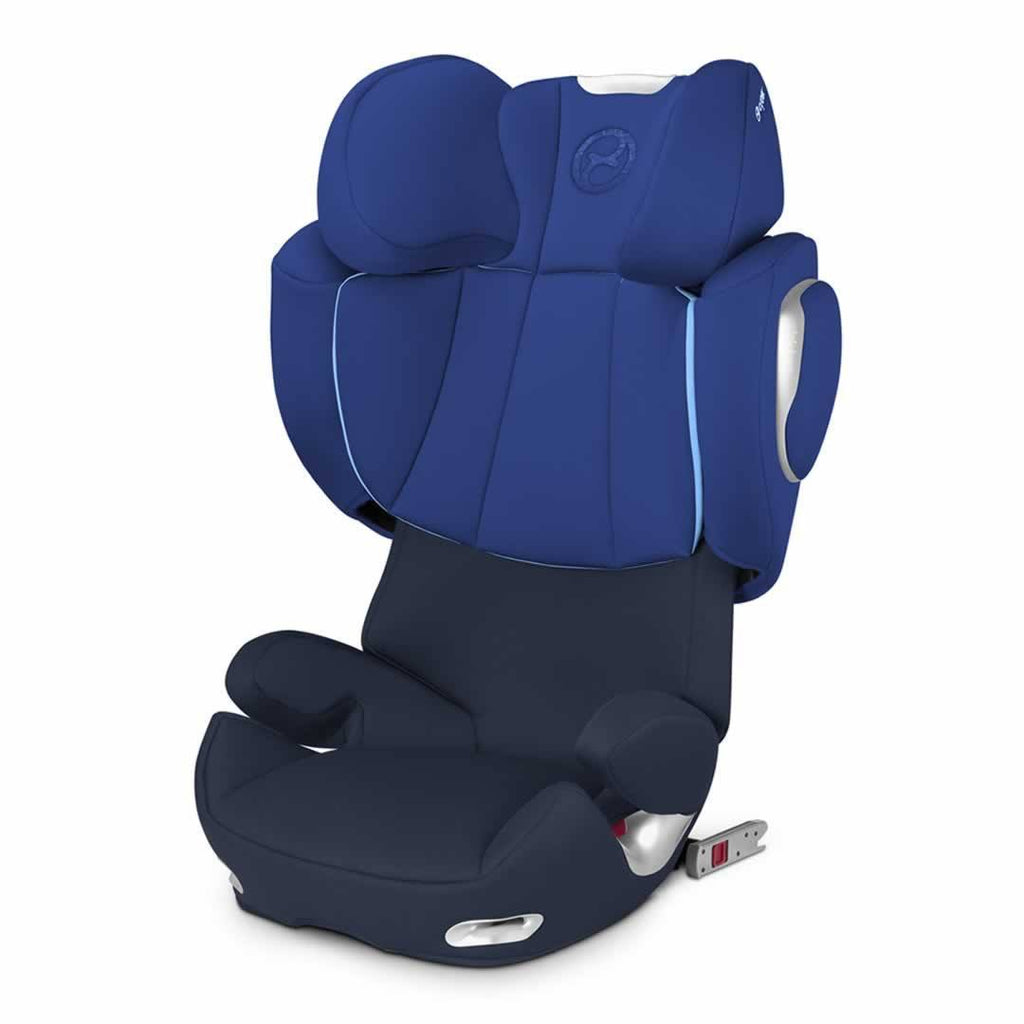 Cybex Solution Q2-Fix Car Seat in Royal Blue