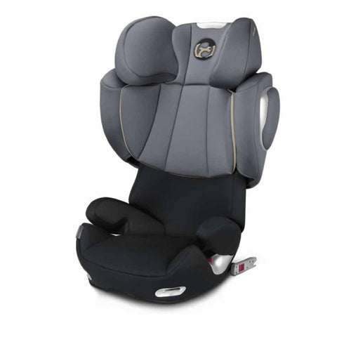 Cybex Solution Q3-Fix Car Seat in Graphite Black