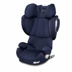 Cybex Solution Q3-Fix Car Seat in Midnight Blue