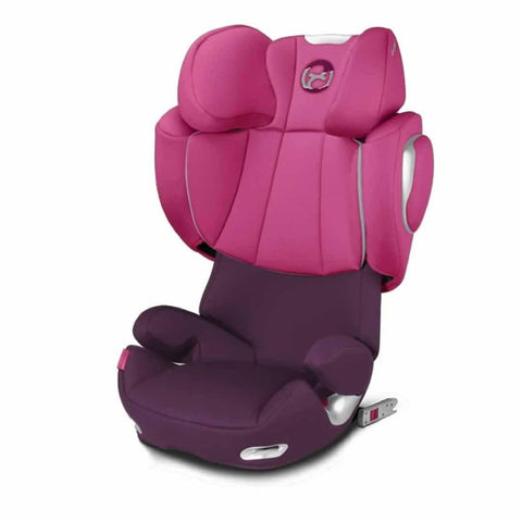 Cybex Solution Q3-Fix Car Seat in Mystic Pink