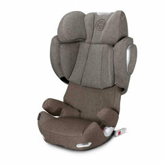 Cybex Solution Q3-Fix Plus Car Seat in Cashmere Beige