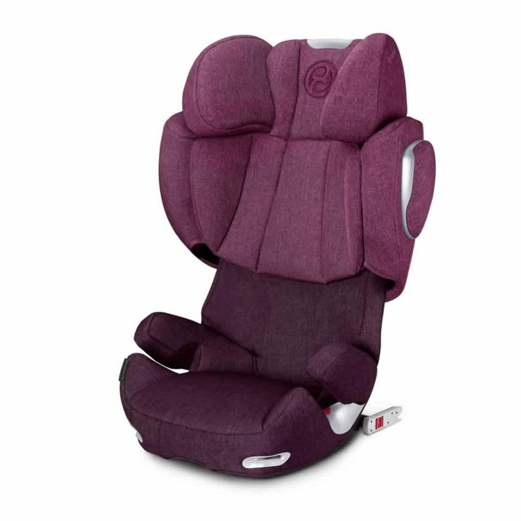 Cybex Solution Q3-Fix Plus Car Seat in Mystic Pink