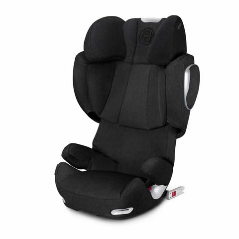 Cybex Solution Q3-Fix Plus Car Seat in Stardust Black