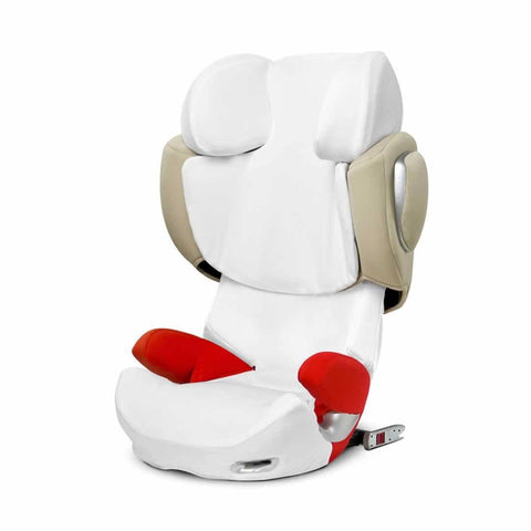 Cybex Solution Q3 Summer Cover White