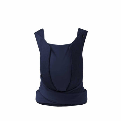 CYBEX Yema Tie Denim Baby Carrier - Midnight Blue-Baby Carriers- Natural Baby Shower