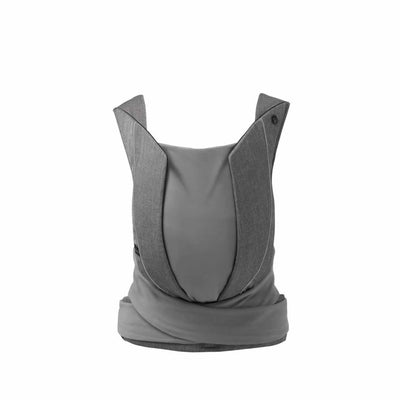 CYBEX Yema Tie Denim Baby Carrier - Manhattan Grey-Baby Carriers- Natural Baby Shower