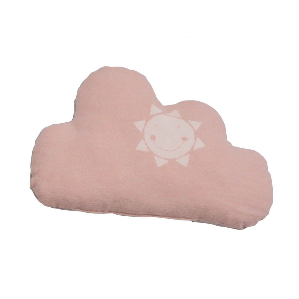 David Fussenegger Cloud Cushion - Peach - Cushions - Natural Baby Shower