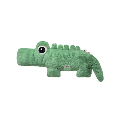 Done by Deer Cuddle Friend Croco - Green-Soft Toys- Natural Baby Shower