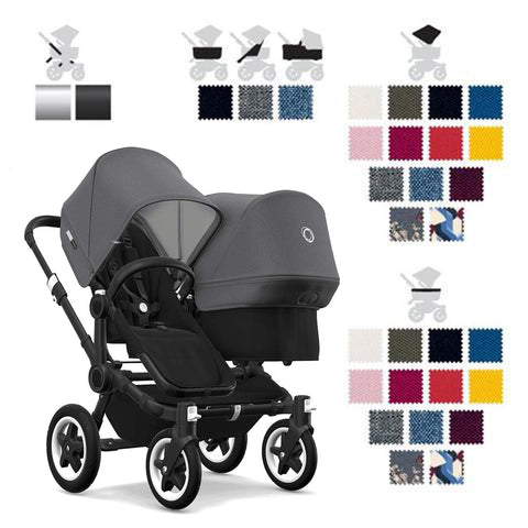 Bugaboo Donkey2 Duo Stroller Create and Buy
