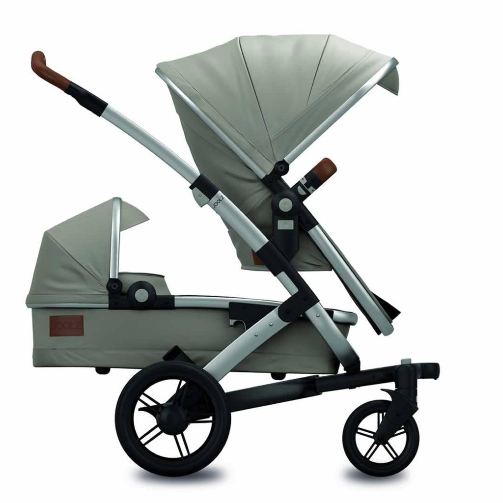 Joolz Geo Duo Stroller Earth Elephant Grey
