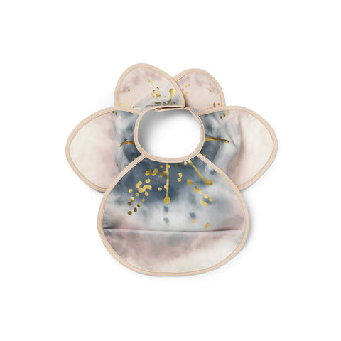 Elodie Details Baby Bib - Embedding Bloom-Bibs-Embedding Bloom- Natural Baby Shower