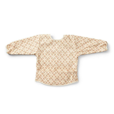 Elodie Details Long Sleeve Bib - Sweet Date-Bibs-Sweet Date- Natural Baby Shower