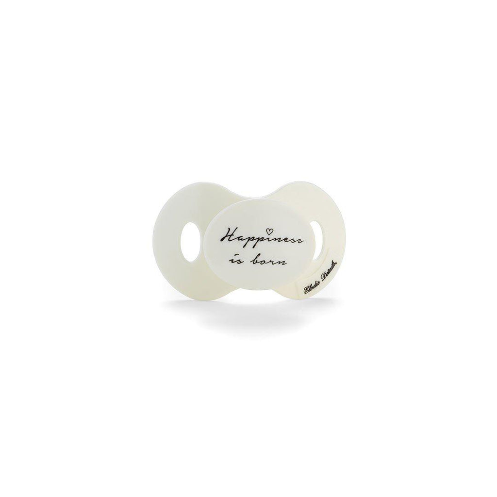 Elodie Details Newborn Pacifier - Happiness is Born-Pacifiers- Natural Baby Shower