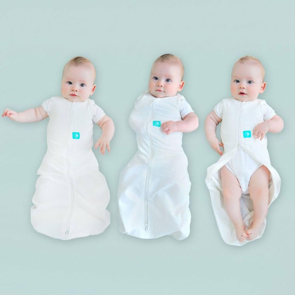ergoPouch ErgoCocoon TOG 1.0 - Mint Star-Swaddling Wraps- Natural Baby Shower