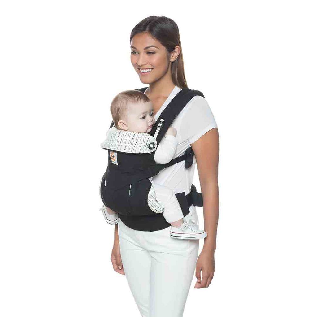 86fdfb8ff64 ... Ergobaby 360 Baby Carrier - Downtown-Baby Carriers-Downtown- Natural  Baby Shower ...