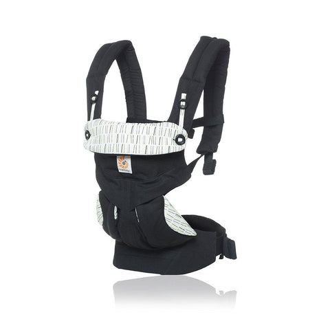 Ergobaby 360 Baby Carrier - Downtown-Baby Carriers-Downtown- Natural Baby Shower