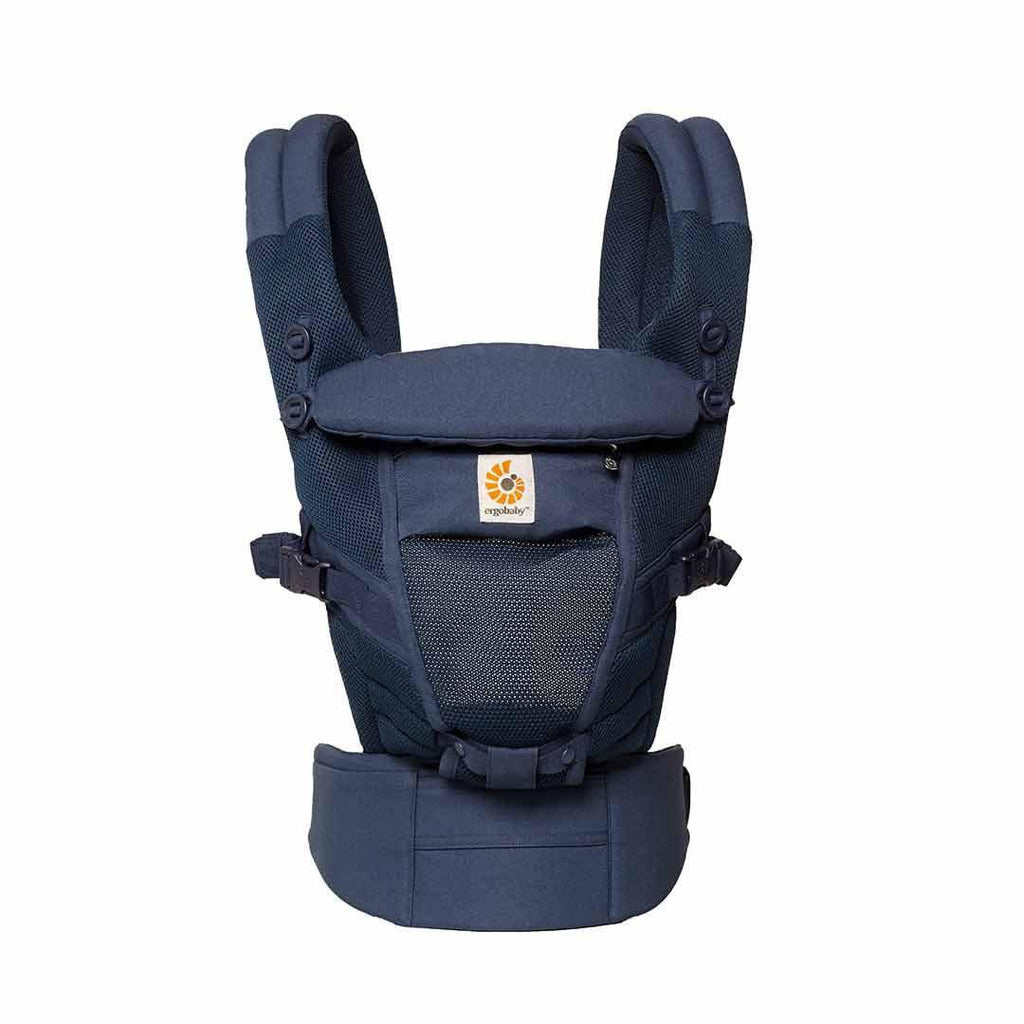 Ergobaby Adapt Carrier - Cool Mesh - Blue Front