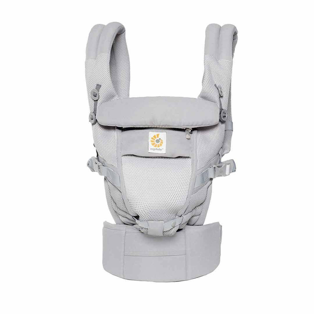 Ergobaby Adapt Carrier - Cool Mesh - Pearl Grey Front