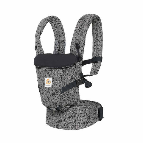 Ergobaby Adapt Carrier - Keith Haring - Black