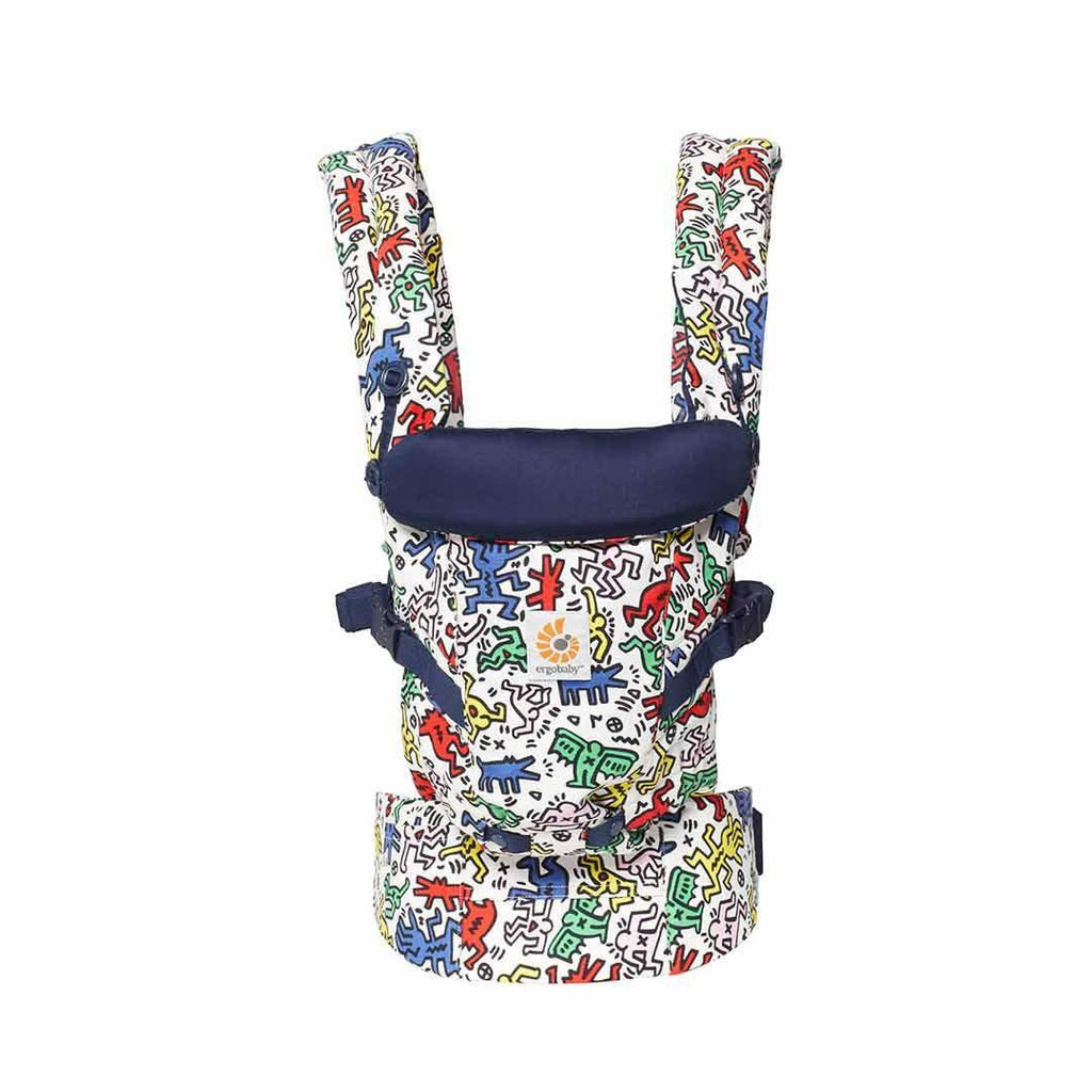 e0aa3facec9 ... Ergobaby Original Adapt Carrier - Keith Haring - Pop-Baby Carriers-Pop-  Natural ...
