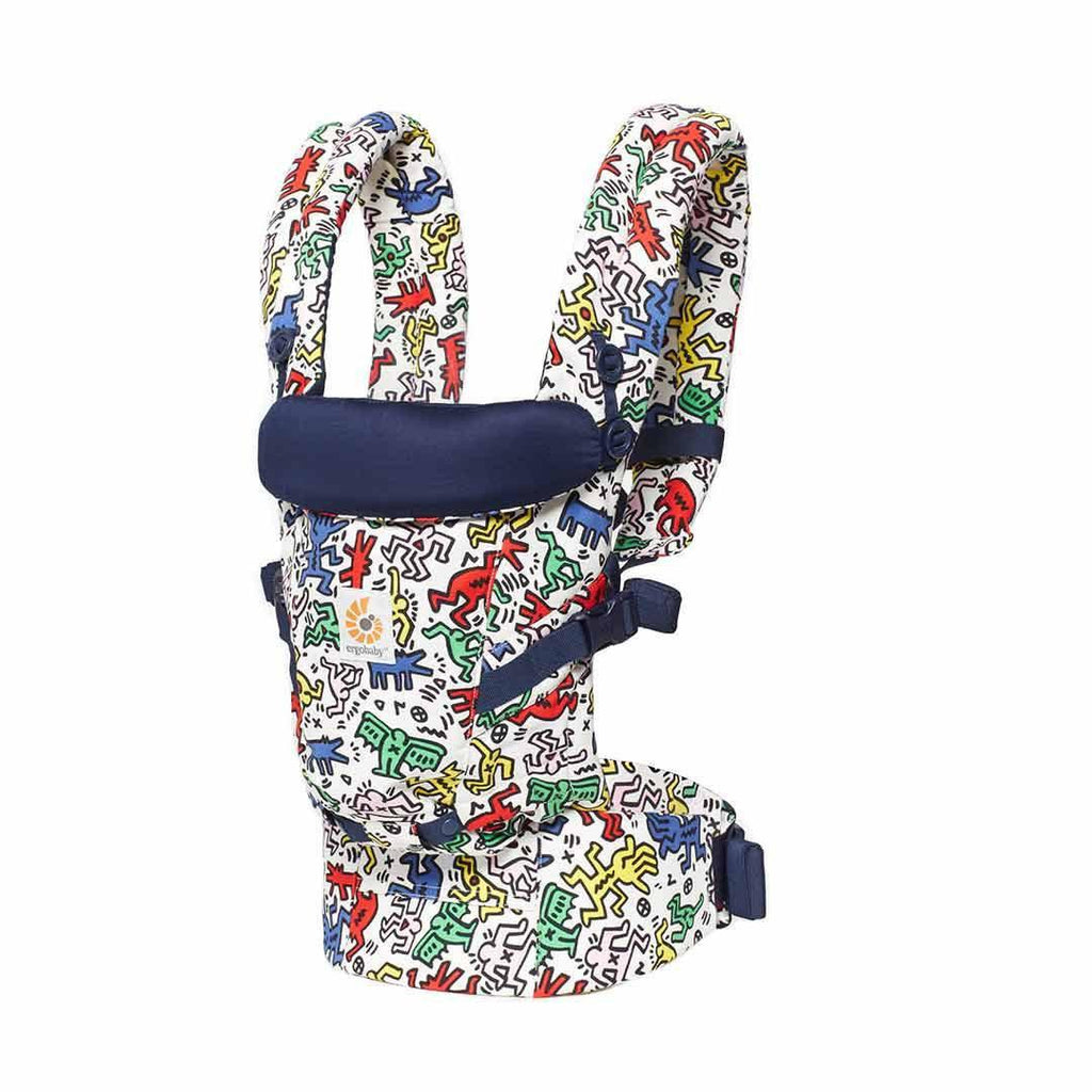 7a5fec450d7 Ergobaby Original Adapt Carrier - Keith Haring - Pop-Baby Carriers-Pop-  Natural ...
