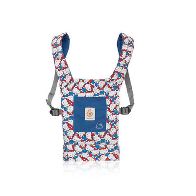 Ergobaby Doll Carrier - Hello Kitty Classic-Children's Carriers-Hello Kitty Classic- Natural Baby Shower