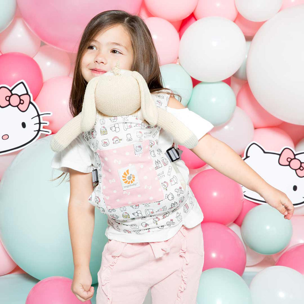 Ergobaby Doll Carrier - Hello Kitty Play Time 3