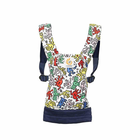 Ergobaby Doll Carrier - Keith Haring - Pop