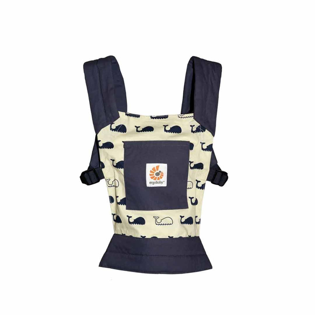 Ergobaby Doll Carrier - Marine-Baby Carriers-Marine- Natural Baby Shower