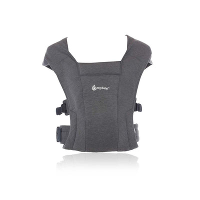 Ergobaby Embrace Baby Carrier - Heather Grey-Baby Carriers- Natural Baby Shower