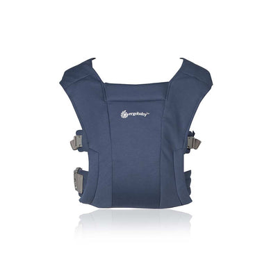 Ergobaby Embrace Baby Carrier - Soft Navy-Baby Carriers- Natural Baby Shower