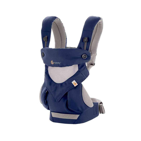 Ergobaby Four Position 360 Carrier - Cool Air Mesh - French Blue