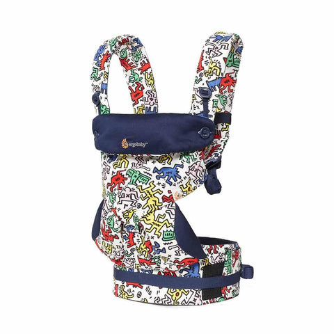 Ergobaby Four Position 360 Carrier - Keith Haring - Pop